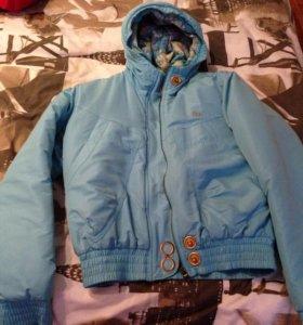 Куртка на синтепоне reebok