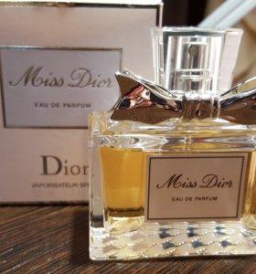 Парфюмированая вода DIOR Miss Dior 50 мл.