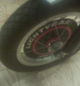 Новый велосипед тачки Маквейн