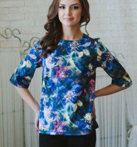 Блуза новая, размер 42