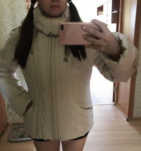 Куртка бежевая весна / осень 44-46M