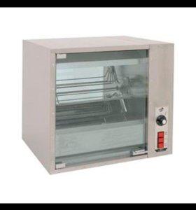 Аппарат для приготовления кур гриль