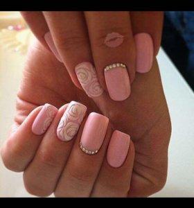 Ногти!!!