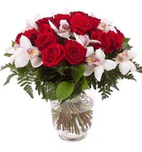 Цветы с доставкой по России