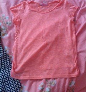 Для беременных блузка и футболка