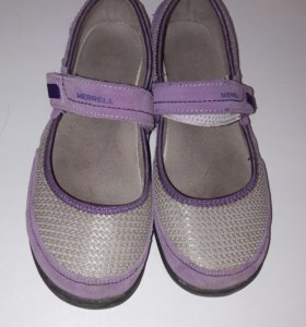 Кроссовки  туфли merell