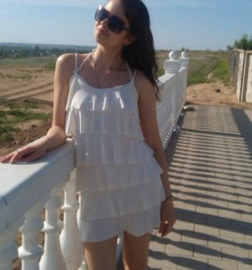 Платье летнее 200р