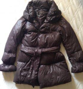 Пуховое пальто MOTIVI, р 42-44