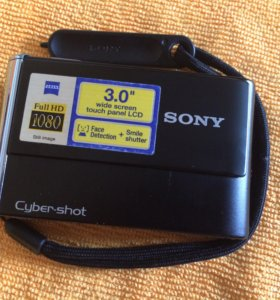 Sony Cyber-Shot DSC T70