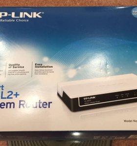 TP-Link ADSL2+ Modem Router, б/у