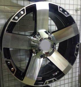 Новые диски R20 Додж Рэм УАЗ 5x139.7 Нива