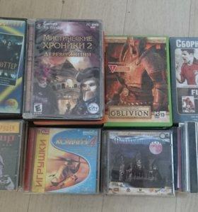 Игры для компьютера и фильмы