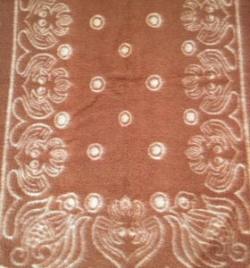 Одеяло шерстяное