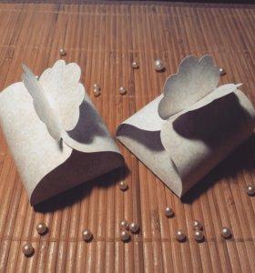Конверты и коробочки для упаковки подарков