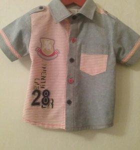 Рубашка детская, для мальчика.