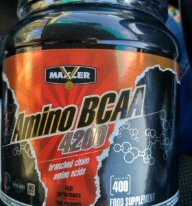 Maxler AminoBcaa4200 (400 tab)