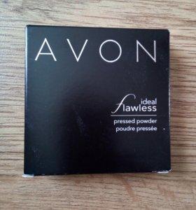 "Пудра ""ideal flawless"" AVON"