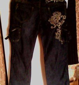 Брюки- джинсы