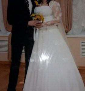 Свадебное платье *бонус