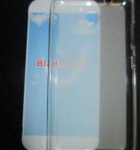 Чехол силиконовый для ZTE Blade A510