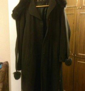 Прекрасное женское д/м пальто от бренда Berghaus