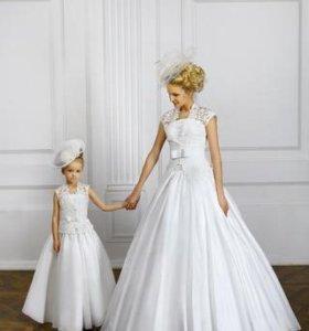 Свадебное платье до конца марта отдам за 10 тыс