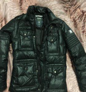 Новая Куртка мужская 44размер