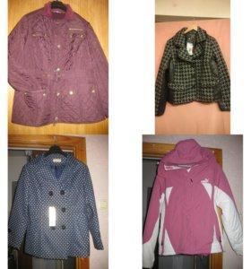 Куртки, ветровка, пиджак