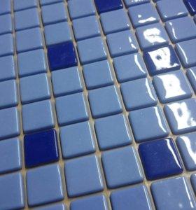 Мозаечная плитка стекло