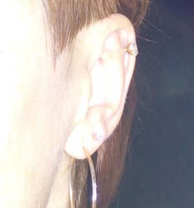 Прокалывания ушей