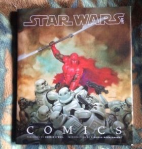 Книга Star Wars Art Comics