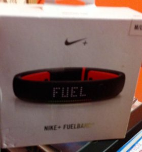 Фитнес-браслет Nike+Fuelband
