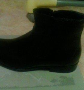 *Мужские зимние ботинки (р-р 43) !!!