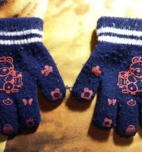 Детские перчаточки