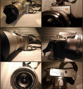 Цифровой фотоаппарат Panasonic Lumix DMC-FZ20