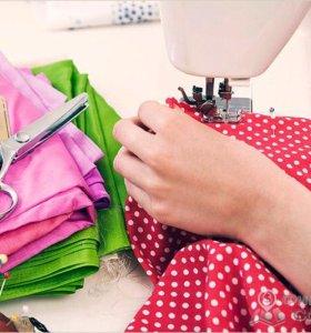 Пошив и ремонт одежды(любой сложности кожа, мех) .