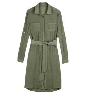 Платье рубашка 54-56рр