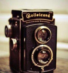 Фото аппарат Rolleicord d.r.p