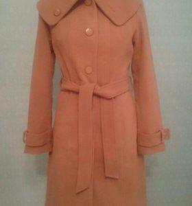Новое демисезонное пальто.