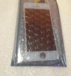 iPhone 5 белый BOX-модуль (дисплей) original