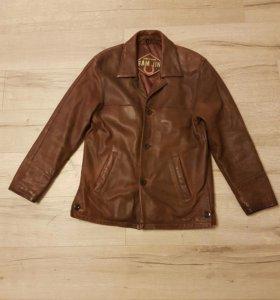 Куртка натуральная кожа!!!