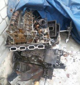 Двигатель М 62