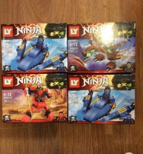 Лего нинзяго 85-121 детали