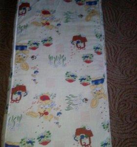 Матрас в детскую кроватку