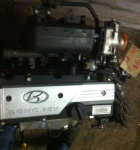 Двигатель G4EA-G HYUNDAI ACCENT, KIA RIO2 НОВЫЙ