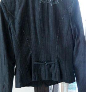 Костюм пиджак бриджи