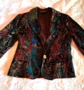 Необычный пиджак