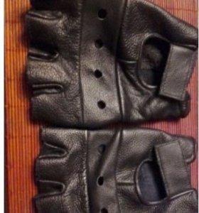 Перчатки - митенки мужские XL