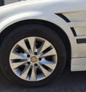 Диски BMW e36 литые