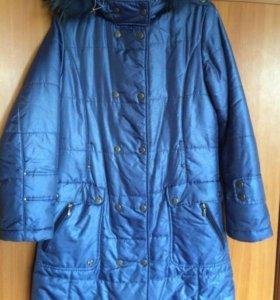 Зимнее пальто 152/158
